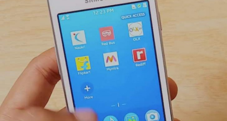 Samsung Z1 Tizen review after India success