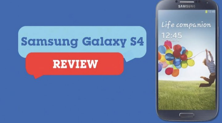 Samsung Galaxy S4 review, changing face of mobile tech