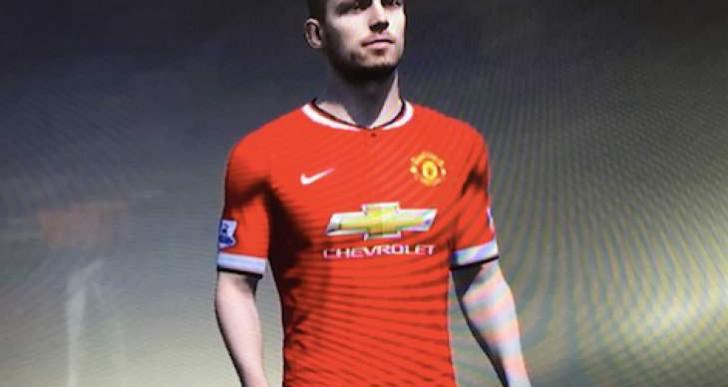 Morgan Schneiderlin looks good in Manchester United shirt