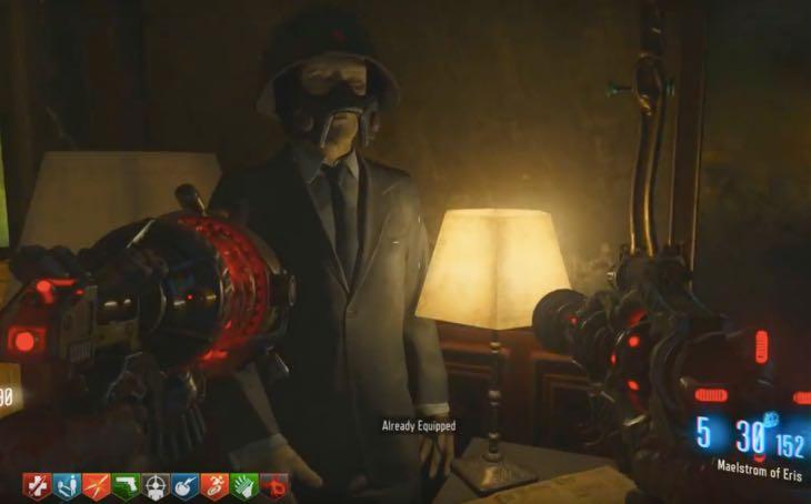 Bo3 Gorod Krovi Zombies Secret Helmet For Boss Bonus Product