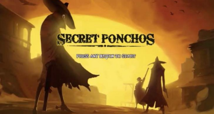 Secret Ponchos review before PS4 release date
