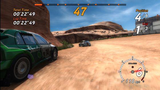 xbox 360 sega rally