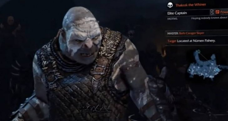 Shadow of Mordor PS4 Vs Xbox One for 1080p, 60FPS