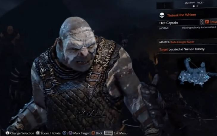 Middle-earth: Shadow of Mordor for Xbox One Reviews ...