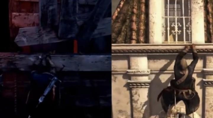 Shadow of Mordor Vs Assassin's Creed 2 similarities
