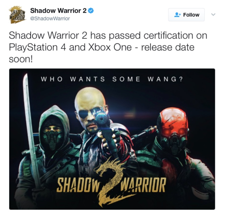 shadow-warrior-2-release-date-2017