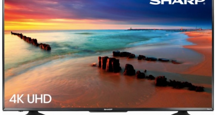 Sharp LC-50LBU591U 50-inch 4K TV review with HDR warning
