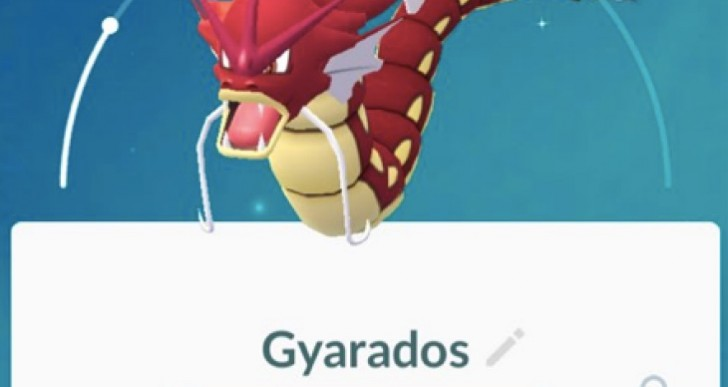 How to get Red Gyrados in Pokemon Go