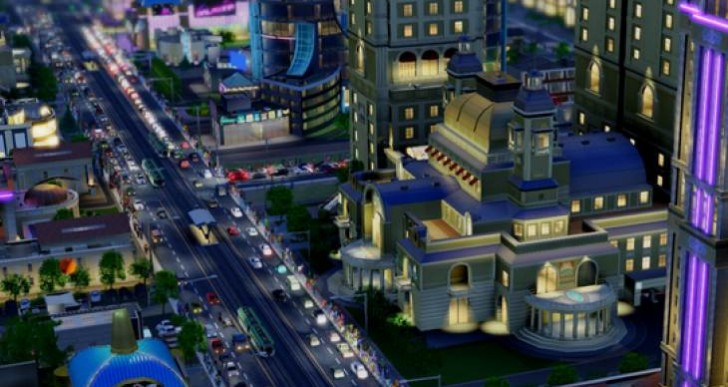 Sim City 2013 offline hopes with Classic mode