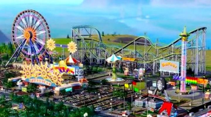 Sim City Amusement Park DLC vs bug fixes
