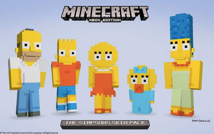 simpsons-skins-for-minecraft
