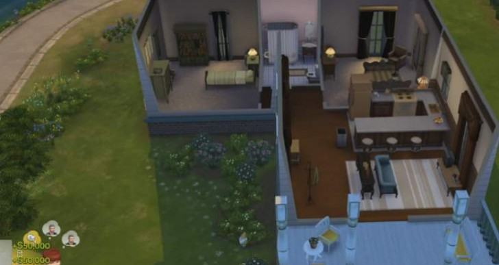 The Sims 4 money cheat is still Motherlode