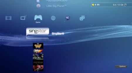 Were you happy with the XMB form of Singstar?
