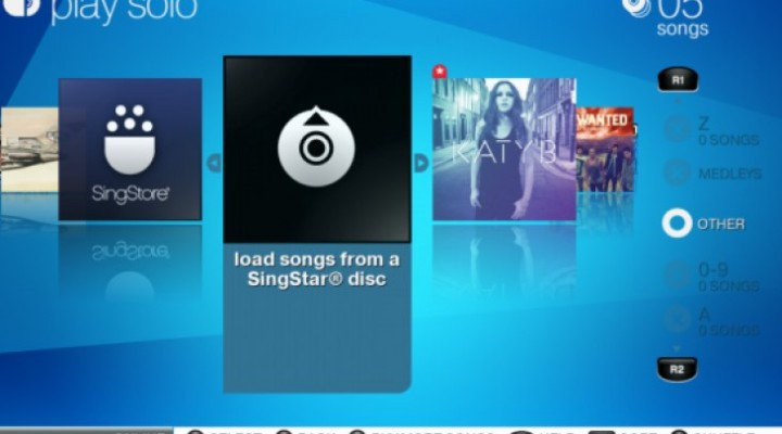 SingStar release on PS4 constantly requested