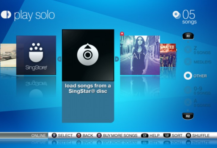 PS4 Singstar demand for free-to-play