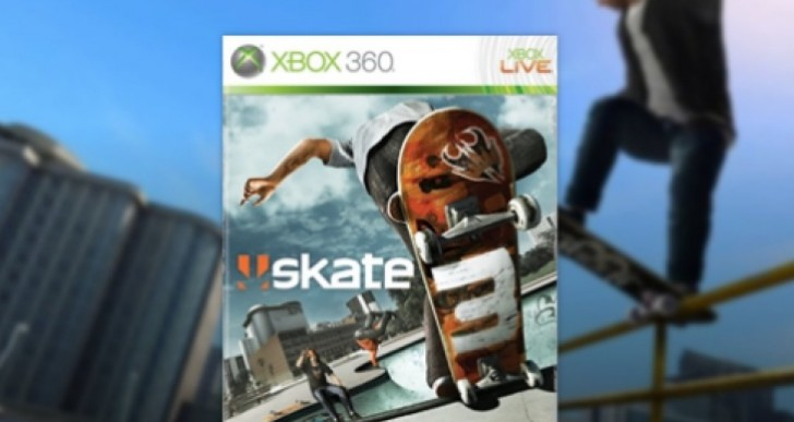Skate 3 Xbox One update with free download code