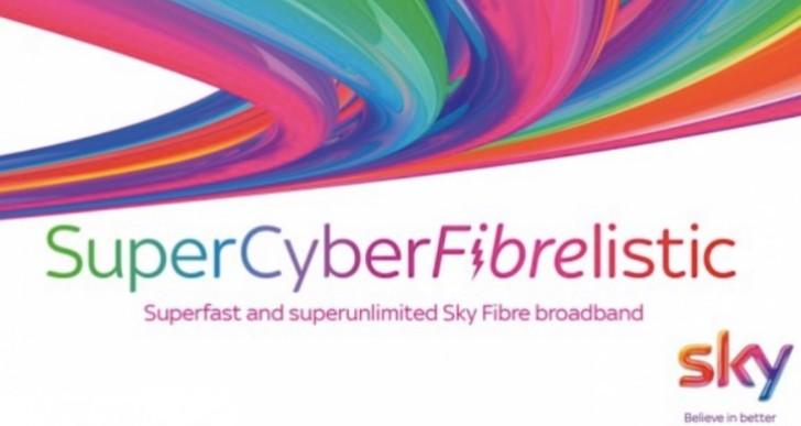 Sky broadband not working on Nov 9 with fibre break