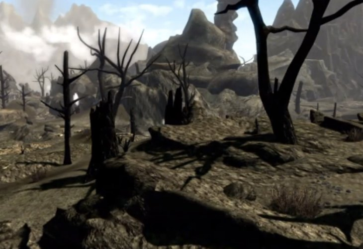 Skyrim mods in 2014 bring Morrowind back to life