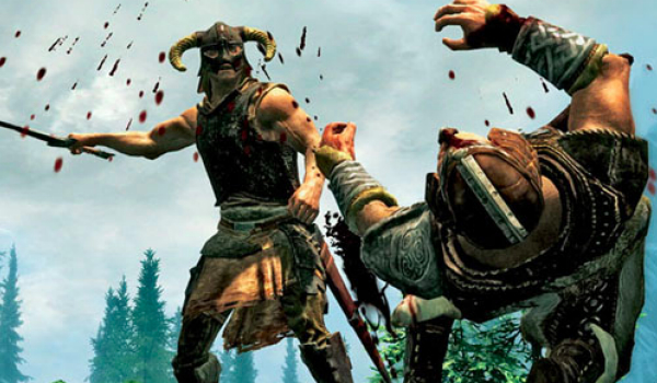 Skyrim PS3 Dawnguard DLC jubilation within weeks