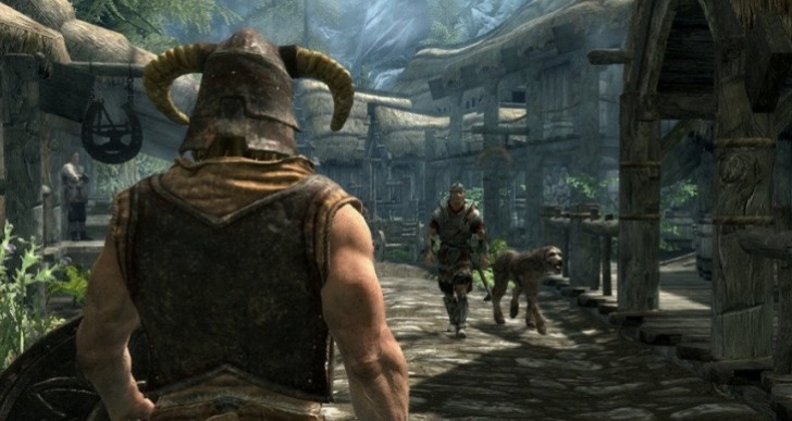 Next Skyrim DLC, Fallout 4, or Next-Gen? Hines teases