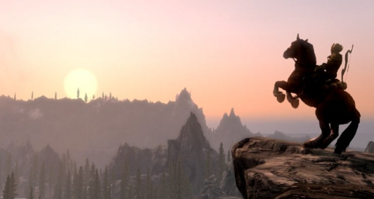 Skyrim Falskaar mod download proves PC superiority