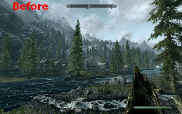 how to make skyrim look better than special edition
