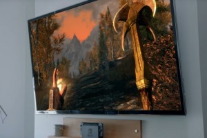 Skyrim Nintendo Switch release date in 2017, port hopes