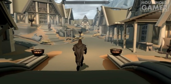 Skyrim without textures: PC Mod download needed for Team Fortress