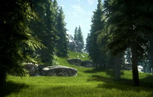 Are you ready to play Skyrim with PS4 graphics?