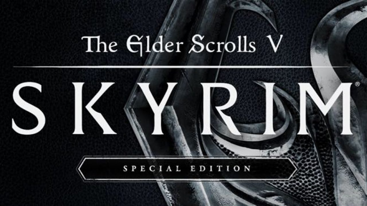 Skyrim Special Edition crashing fix on PS4, Xbox One – Product