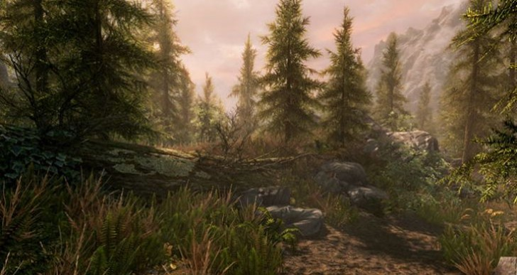 Skyrim Special Edition file size on PS4, Xbox One