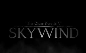 Skyrim Skywind mod release update
