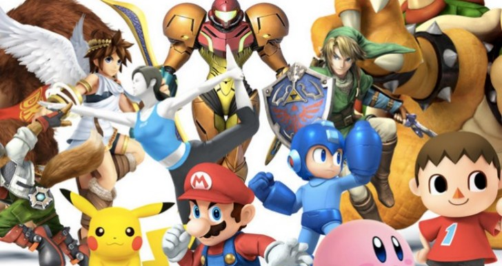 Super Smash Bros Wii U release date update