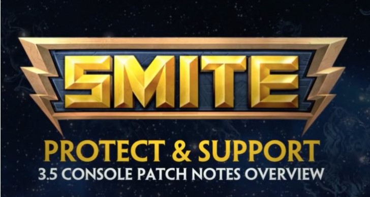 Smite PS4 3.5 release time update from Hi-Rez Studios