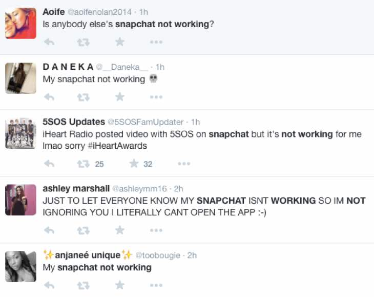snapchat-new-problems-not-working