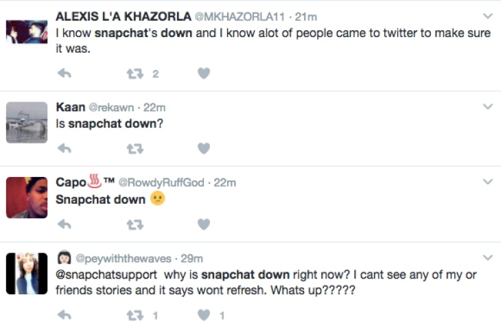snapchat-problems-could-not-refresh