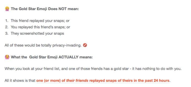 snapchat-update-gold-star