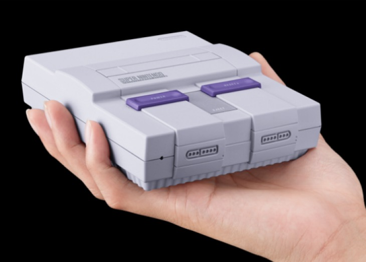 SNES Classic pre-order at Amazon and Best Buy today
