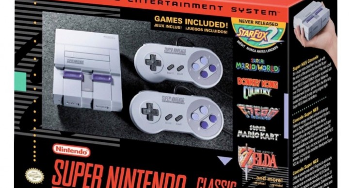 SNES Classic Edition now in stock at Walmart today