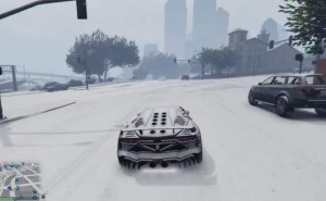 GTA V PC Mod for Unlimited Snow arrives