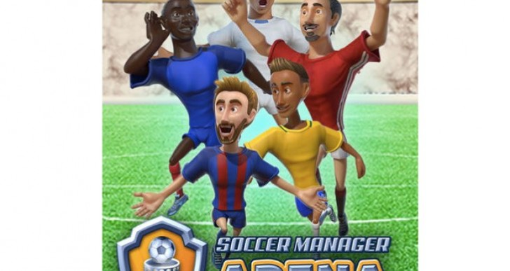 Soccer Arena Manager download on iOS, Android