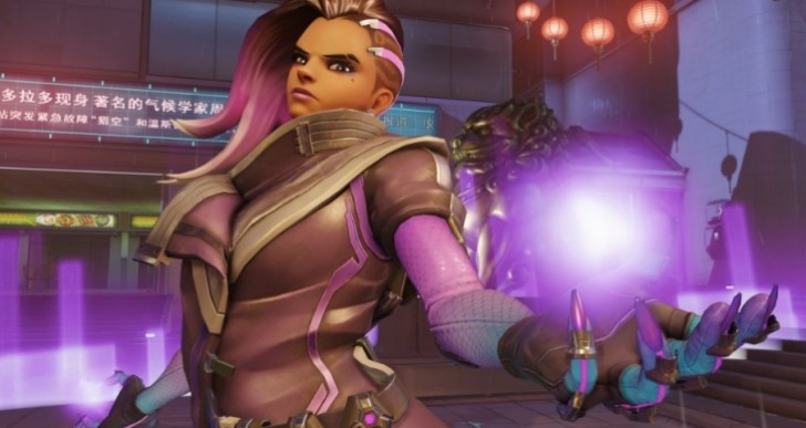 Sombra Overwatch PS4, Xbox One release date countdown