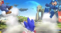 Super Smash Bros update with Sonic gameplay