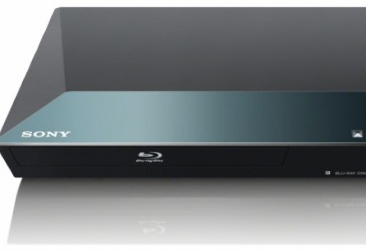 Sony BDP-S3100 Smart WiFi Blu-ray player key specs