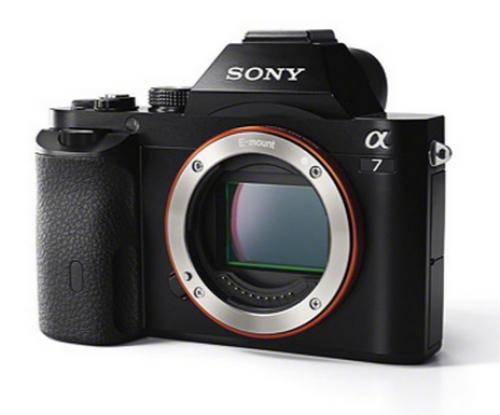 We love the retro design on this camera..