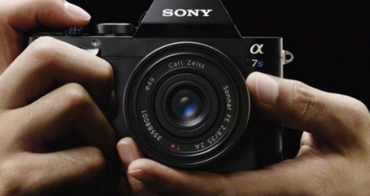 Sony A7S camera analysis