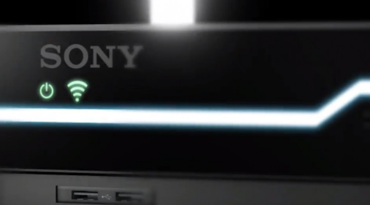 Sony PS4 console video amazing, but fake