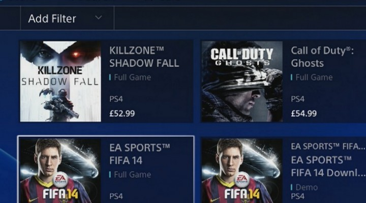 PS4 digital game price anger with Sony explanation