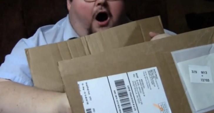 PS4 unboxing with Sony generosity