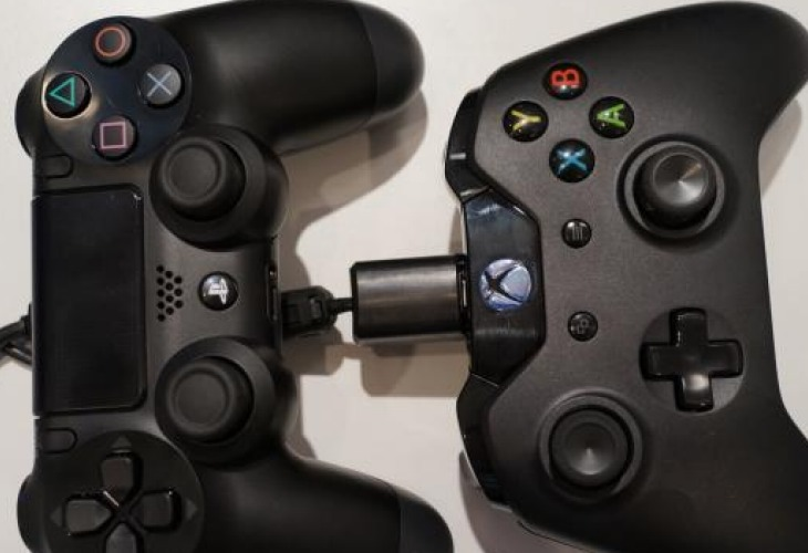 Xbox One Controller vs Ps4 Controller Sony Ps4 Pad vs Xbox One Pad